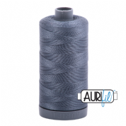 Aurifil 28 Cotton Thread - 1246 (Grey)